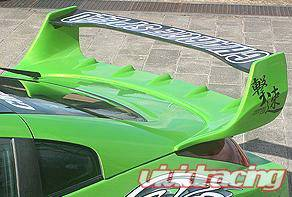 Chargespeed - Nissan 350Z Chargespeed GT Center Rear Wing - CS722GTRWC
