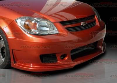 AIT Racing - Chevrolet Cobalt 2DR AIT Racing Zen Style Front Bumper - CC05HIZENFB