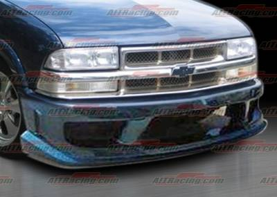 AIT Racing - Chevrolet S10 AIT Racing Drift Style Front Bumper - CS1094HIDFSFB