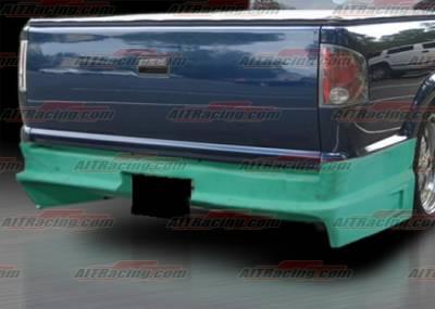 AIT Racing - Chevrolet S10 AIT Racing Drift Style Rear Bumper - CS1094HIDFSRB