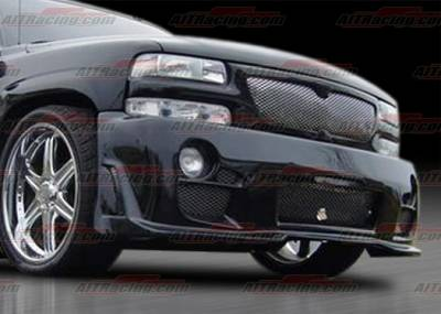 AIT Racing - Chevrolet Tahoe AIT EXE Style Front Bumper - CT00HIEXEFB
