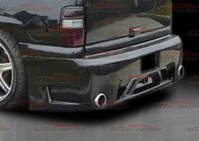 AIT Racing - Chevrolet Tahoe AIT Racing EXE Style Rear Bumper - CT00HIEXERB