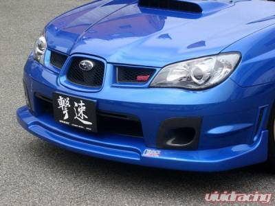 Chargespeed - Subaru WRX Chargespeed S-Type Front Spoiler - CS975FLS