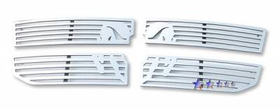 APS - Dodge Dakota APS Symbolic Grille - D26611B