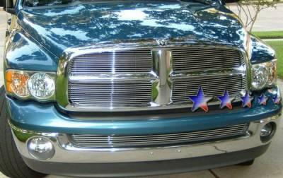 APS - Dodge Ram APS Billet Grille - Bumper - Aluminum - D65375A