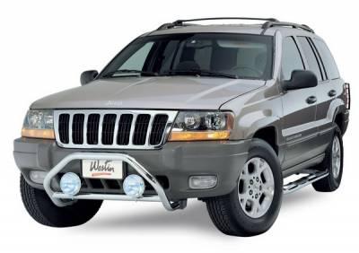 Westin - Jeep Grand Cherokee Westin Safari Light Bar Mount Kit - 30-1135