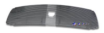 APS - Dodge Ram APS Billet Grille - with Logo Opening - Upper - Aluminum - D65787A