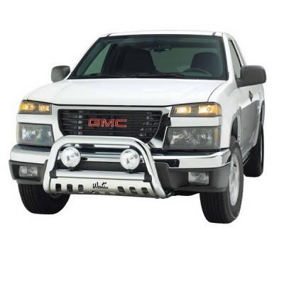 Westin - Chevrolet Silverado Westin Ultimate Bull Bar - 32-1170
