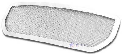 APS - Dodge Magnum APS Wire Mesh Grille - Upper - Stainless Steel - D75315S