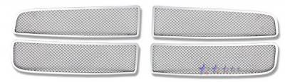 APS - Dodge Ram APS Wire Mesh Grille - Upper - Stainless Steel - D75720T