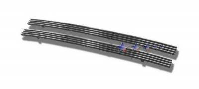 APS - Dodge Magnum APS Billet Grille - Bumper - Aluminum - D85036A