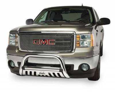 Westin - GMC Sierra Westin Ultimate Bull Bar - 32-2270