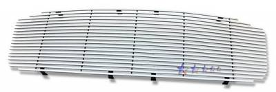 APS - Dodge Ram APS Phat Grille - Upper - Stainless Steel - D85318T