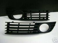 Custom - Front Lower Side Grille Fog Light Cutout
