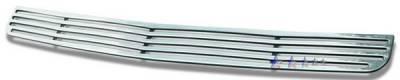 APS - Dodge Charger APS CNC Grille - Bumper - Aluminum - D96439A