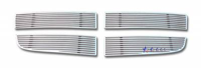 APS - Dodge Ram APS CNC Grille - Upper - Aluminum - D96613A