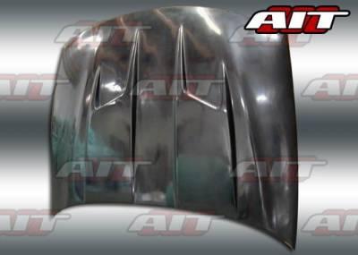 AIT Racing - Dodge Avenger BMagic Type-3 FRP Hood - DA95BMT3FH