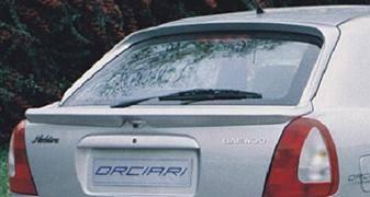 Custom - Rear Wing Spoiler Orciari Design