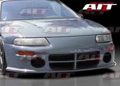 AIT Racing - Dodge Avenger AIT VPR Style Front Bumper - DA95HIVPRFB