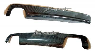 Custom - E39 Carbon Fiber Diffuser