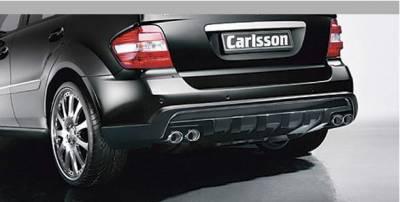 Carlsson - W164 Rear Skirt Lip DIffuser