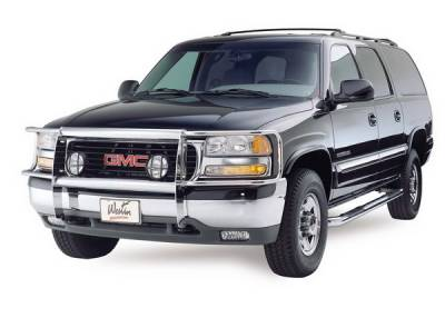 Westin - GMC Sierra Westin Brush Guard - 36-1940