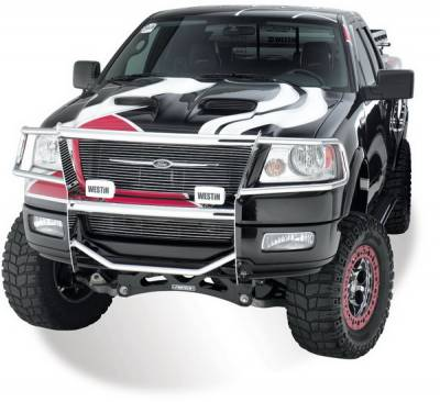 Westin - Ford F150 Westin Xtreme Push Bar - 36-5100