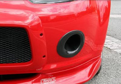 Chargespeed - Mazda Miata Chargespeed Brake Ducts