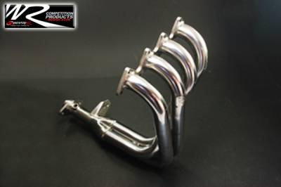 Weapon R - Acura Integra Weapon R Stainless Steel Street Header - 4-1 - 1PC - 953-111-110