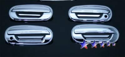 APS - Ford F150 APS Door Handle Covers - DC108B2