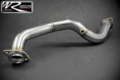 Weapon R - Scion xB Weapon R Stainless Steel Race Header - 953-203-103