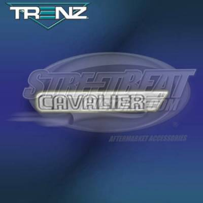 Custom - Trenz Cavalier Chevy Side Emblem
