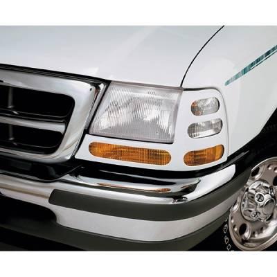V-Tech - Ford Ranger V-Tech Headlight Marker Mask - 4547