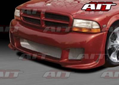 AIT Racing - Dodge Durango AIT EXE Style Front Bumper - DD98HIEXEFB