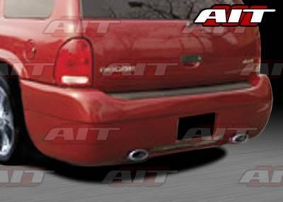 AIT Racing - Dodge Durango AIT EXE Style Rear Bumper - DD98HIEXERB