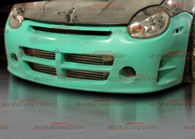 AIT Racing - Dodge Neon AIT Racing Striker Style Front Bumper - DN03HISTKFB