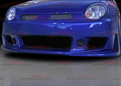 AIT Racing - Dodge Neon AIT Racing Zen Style Front Bumper - DN03HIZENFB