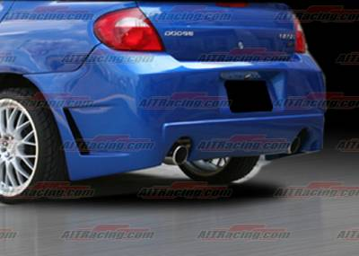 AIT Racing - Dodge Neon AIT Racing Zen Style Rear Bumper - DN03HIZENRB