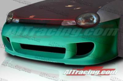 AIT Racing - Dodge Neon AIT Racing Combat Style Front Bumper - DN95HICBSFB