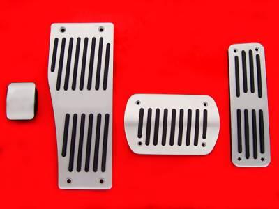 Custom - Pedals Aluminum Plus Extras