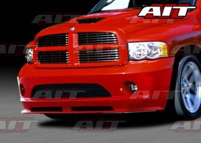 AIT Racing - Dodge Ram AIT SRT-2 Style Front Bumper - DR02HISRT2FB
