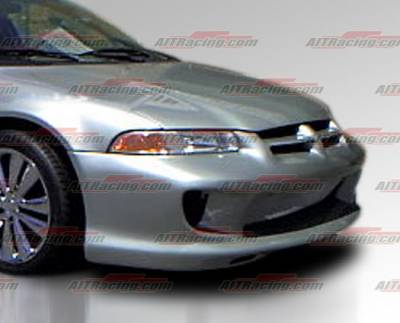 AIT Racing - Chrysler Cirrus AIT Racing Combat Style Front Bumper - DS95HICBSFB