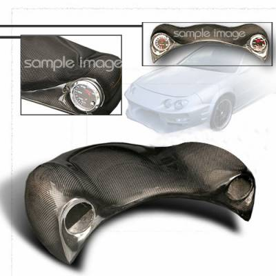 Custom Disco - Acura Integra Custom Disco Frog Eye Gauge with 2 Pods - FE2-INT94CF-ATW