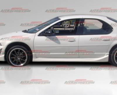 AIT Racing - Dodge Stratus AIT Racing Drift Style Side Skirts - DS95HIDFSRB