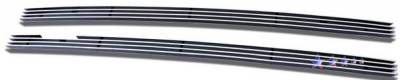 APS - Land Rover Discovery APS Billet Grille - Upper - Aluminum - E66504A