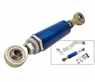 4 Car Option - Honda Civic 4 Car Option Engine Torque Damper - Blue - EDA-HC92B