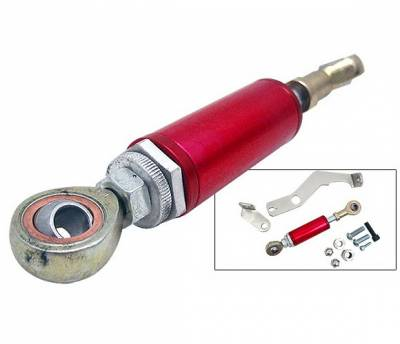 4 Car Option - Honda Civic 4 Car Option Engine Torque Damper - Red - EDA-HC92R