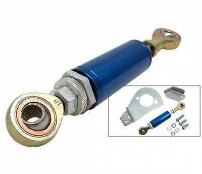 4 Car Option - Honda S2000 4 Car Option Engine Torque Damper - Blue - EDA-HS2KB