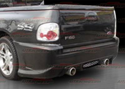 AIT Racing - Ford F150 AIT Racing EXE Style Rear Bumper - F1597HIEXERB2