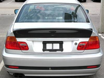 Custom - Ducktail Spoiler CSL Carbon Fiber